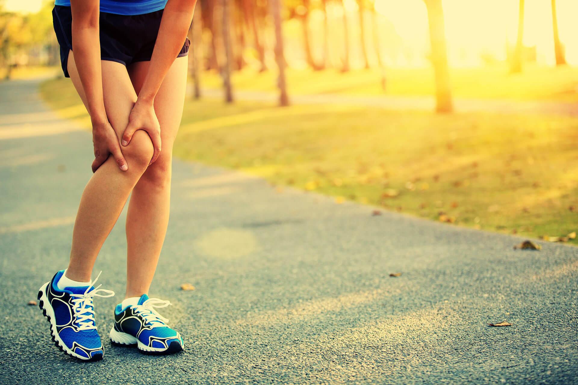 Was Hinter Knieschmerzen Stecken Kann