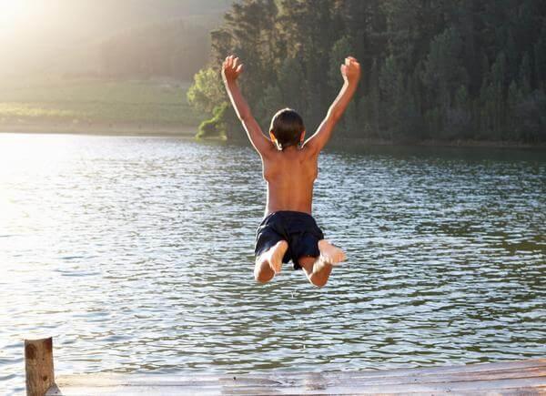 Angst Vor Dem Wasser überwinden